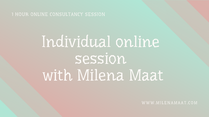 Individual Online Session with Milena Maat
